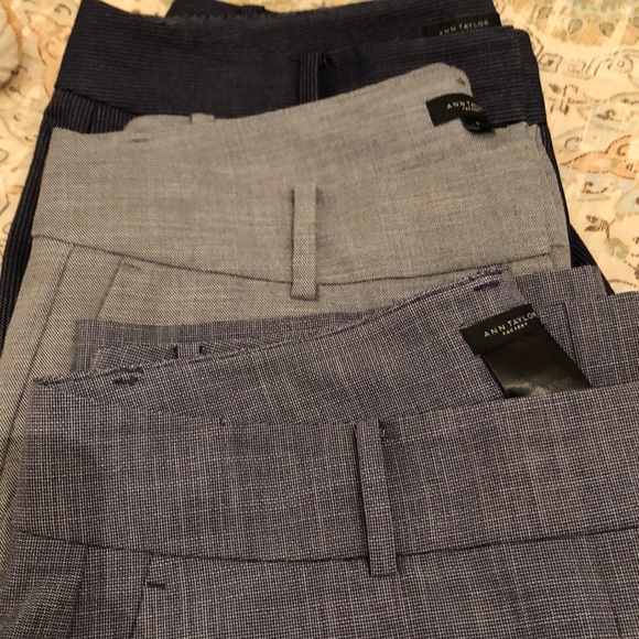 Ann Taylor Factory Pants - Bundled good condition Ann Taylor slacks (3)!